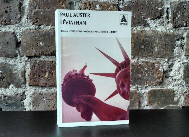 Le Rat de Librairie_Léviathan_Paul Auster_2013