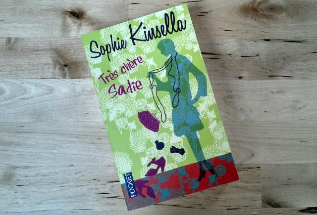 Le Rat de Librairie_Très chère Sadie_Sophie Kinsella_2013